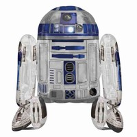 Balónek airwalker R2D2 Star Wars
